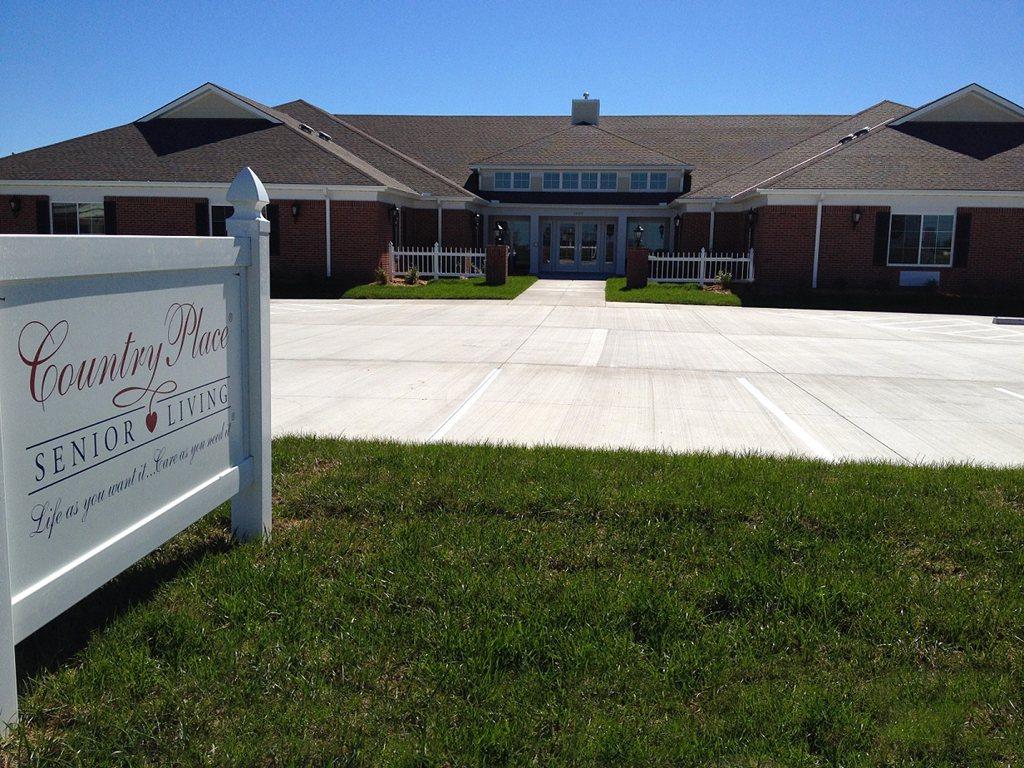 Tonganoxie Nursing Home Kansas