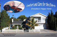 Comfort & Care For the Elderly