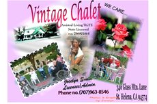 Vintage Chalet (Residential Care Facility for the Elderly)