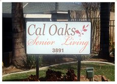CalOaks Senior Living