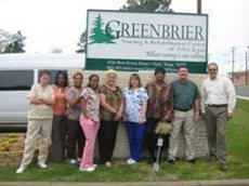Greenbrier Nursing of Tyler