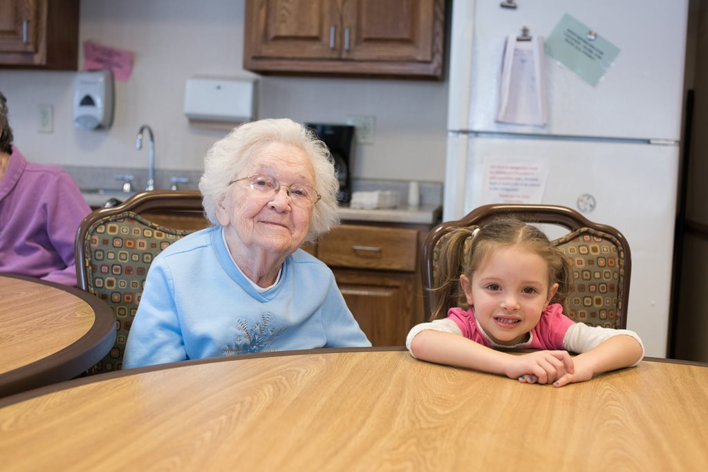 Lutheran Home Memory Care
