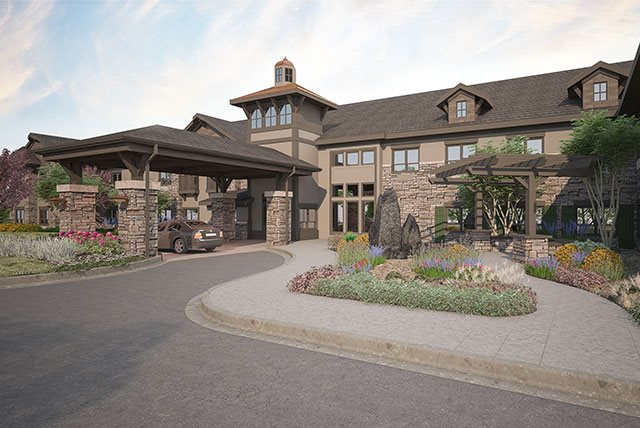 The Peaks at Old Laramie Trail Senior Living