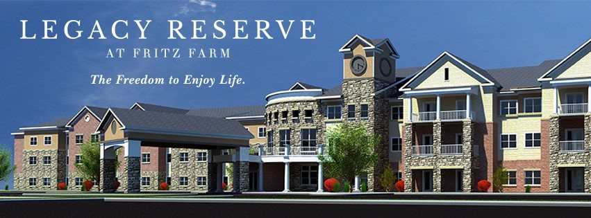 Legacy Reserve at Fritz Farm (Opening Summer 2017)