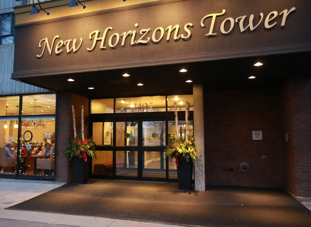 New Horizons Tower