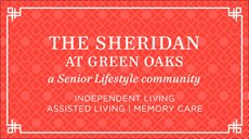 The Sheridan at Green Oaks (Opening Spring 2017)