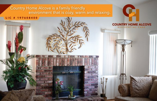 Country Home Alcove