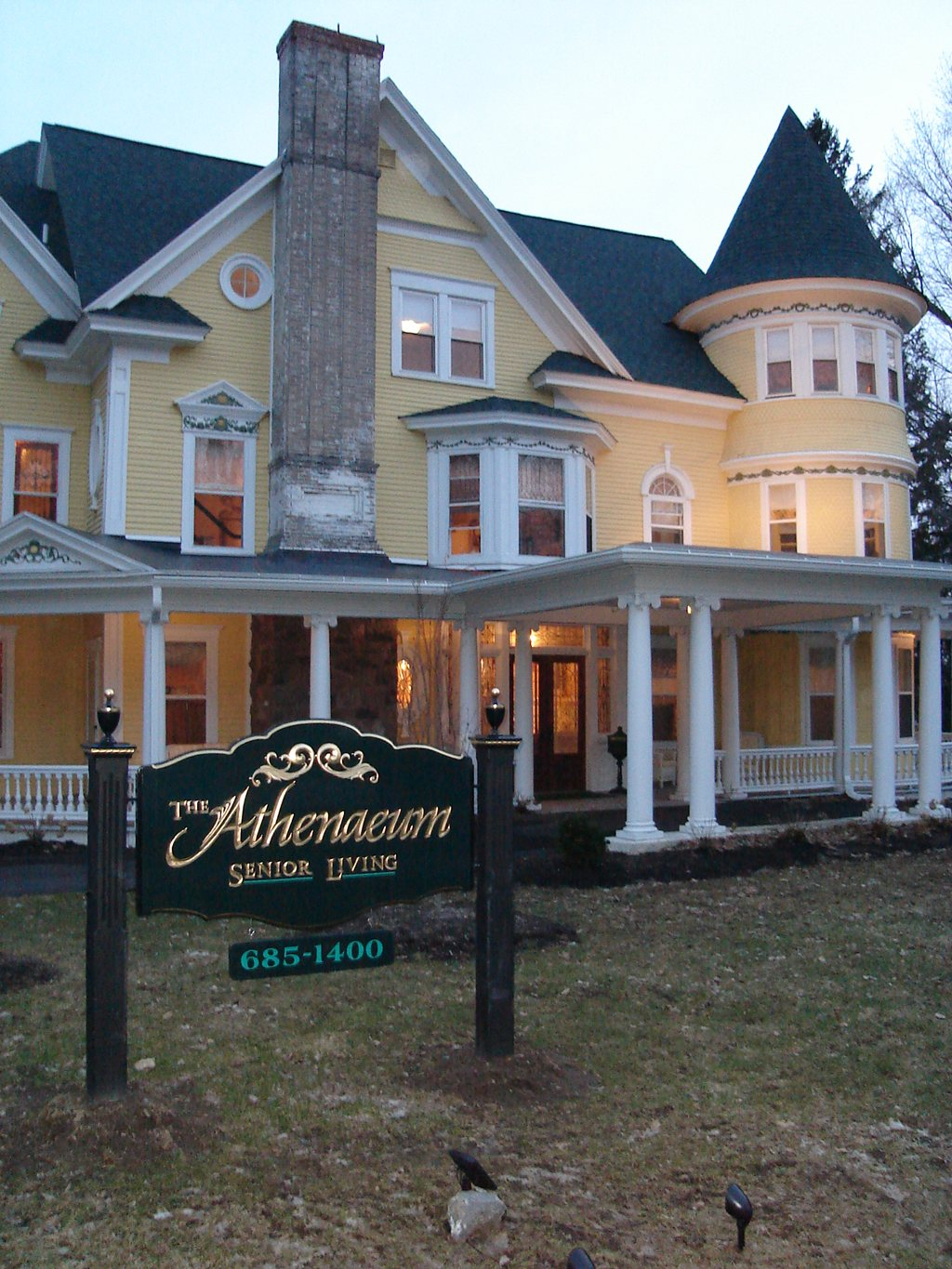 The Athenaeum of Skaneateles