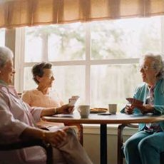 Home Sweet Home for Elderly