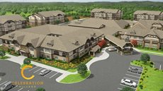 Celebration Village Acworth (AL & MC Opening Fall 2017)