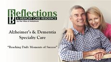 Reflections Memory Care - Savoy