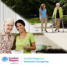 Comfort Keepers - Montclair