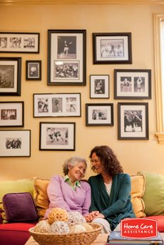 Home Care Assistance Marin