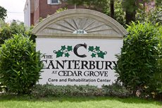 Canterbury Care and Rehabilitation at Cedar Grove