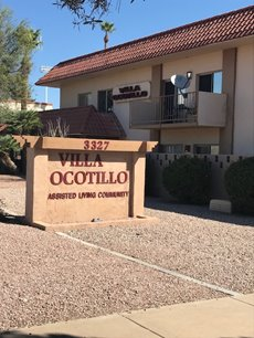Villa Ocotillo Assisted Living And Memory Support
