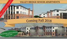 Valley Bridge Apartments (Opening Summer 2018)
